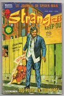 Strange N°184 Division Alpha - L'homme Araignée - Perfectionnement Des Moyens De Transport - L'intrépide Daredevil 1985 - Strange