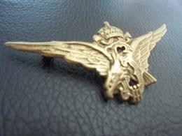 RRR Royal MILITARY Bulgarian Pilot's ACE Badge AIR FORCE WWII CAPTAIN AWARD ULTRA RARE - Aviation