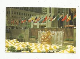 Cp , Etats Unis ,  Ooudoor Restaurant, Rockfeller Center , NEW YORK , Vierge, Ed. Crocker - Hotels & Restaurants