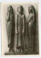 ART / SCULPTURE - AK 314468 Ernst Barlach - Drei Figuren Vom Fries Der Lauschenden - Sculptures