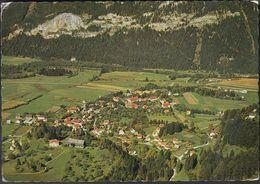 Austria - 8833 Teufenbach - Puxer Loch - Luftaufnahme - Air View - Nice Stamp - Scheifling
