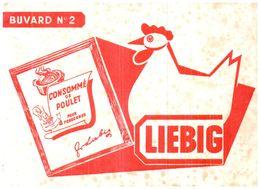 PO L/Buvard Potage Liebig  (N= 4) - Potages & Sauces