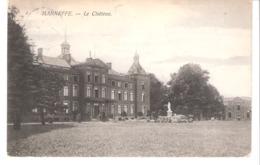Château De Marneffe (Burdinne)-1906-(devenu Centre Pénitenciaire)-Cachet De Huccorgne Et Bruges Arrivée (voir Scan) - Burdinne