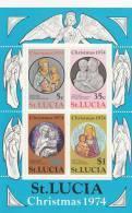 Santa Lucia Hb 3 - St.Lucia (1979-...)