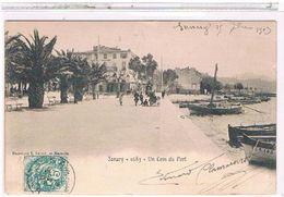 83  SANARY     UN  COIN  DU  PORT              1U146 - Sanary-sur-Mer