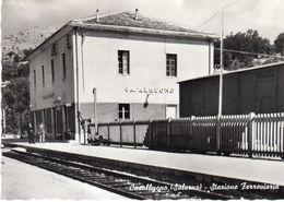 Salerno - Casalbuono - Stazione Ferroviaria - - Salerno