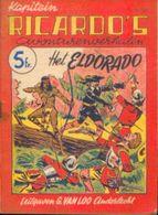 « Kapitein RICARDO'S Avonturenverhalen – Het ELDORADO0 » N° 191 - Boeken, Tijdschriften, Stripverhalen
