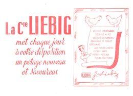 PO L/Buvard Potage Liebig  (N= 11) - Potages & Sauces