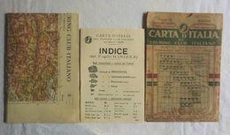 NIZZA, Foglio 14, CARTA D'ITALIA, TOURING CLUB ITALIANO, Inizi '900, Scala 1:250.000 - Carte Geographique