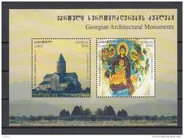 Georgia Georgien 2016 Mi. Architectural Monuments - Georgien