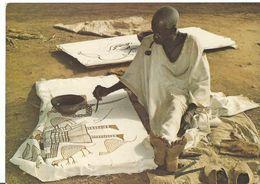 Cote D'ivoire  Artiste Peintre  A  Korhogo - Côte-d'Ivoire