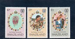SWAZILAND 1981 ** - Swaziland (1968-...)