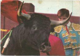 V1643 Corrida - Spagna Espana - El Cordobes / Viaggiata 1966 - Corrida