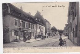 Haute-Saône - Héricourt - Faubourg De Besançon - Route De La Gare Du Tramway - Andere Gemeenten