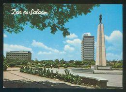 Dar Es Salaam. *Uhuru Monument* Ed. Tanzania Film Co. Nº 26. Nueva. - Tanzanía