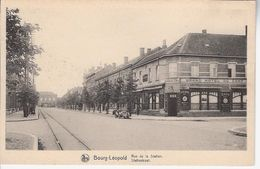 Statiestraat Richt.Station - Leopoldsburg