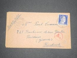 ALLEMAGNE - Enveloppe De Berlin Pour La France En 1943 - L 13019 - Allemagne