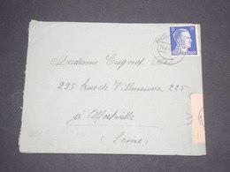 ALLEMAGNE - Enveloppe Pour La France Avec Contrôle Postal - L 13020 - Allemagne