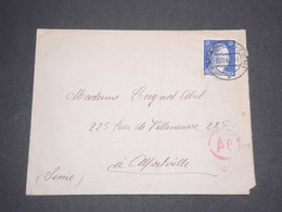 ALLEMAGNE - Enveloppe De Burendorf Pour La France En 1942 Avec Contrôle Postal - L 13021 - Allemagne