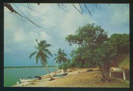 *Lac Togo* Ed. Delroisse. Photo Richer. Nueva. - Togo