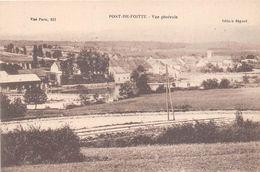 Pont De Poitte Voie Tramway Canton Clairvaux - Altri Comuni
