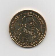 Jeton Monnaie De Paris . Musée De L'Armée . 1769 NAPOLÉON 1821 . 2017. - Monnaie De Paris