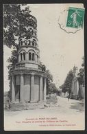 Environs Du PONT DU GARD - Tour , Chapelle Et Entrée Du Château De Castille - Non Classés