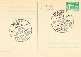 Allemagne-de L'Est-DDR-RDA-18/09/1983-EULER-EHRUNG / Der AdW Der DDR 1983 - [6] République Démocratique