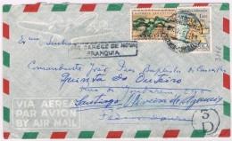 Angola, 1961, # 406..., Luanda-Oliveira De Azemeis - Angola