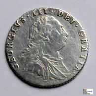 Great Britain - 6 Pence - 1787 - 1662-1816 : Acuñaciones Antiguas Fin XVII° - Inicio XIX° S.