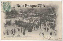 75 - PARIS 11/20 - Catastrophe Du Métropolitain - #1 - Station Des Couronnes Pendant L'évacuation / 10 Août 1903 ++++ - District 11
