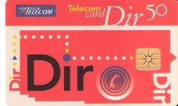 Portugal - Phonecard/ Telécarte Telecom Card /  DIR  PT 65a Nuevo/UNC - Portugal
