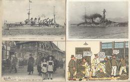 N° 2  Un Lot De 50 Cartes Postales   Toutes Régions  Et Thèmes En Bon état   N° 2 - Cartes Postales
