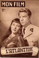 MON FILM ROMAN PHOTO 2 PAGES CENTRALES (LES AMOURS DE NOS VEDETTES) N° 198 L'ATLANTIDE - Cinema/ Televisione
