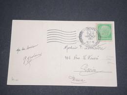 ALLEMAGNE - Oblitération De Munich Sur Carte Postale En 1933 Pour La France - L 13036 - Allemagne