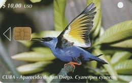Télécarte CUBA - Cuba