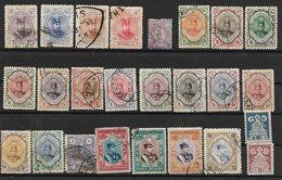 IRAN - PERSIEN, Stamped, LOT NR.II - Iran