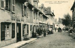 MUR De BARREZ - AVENUE D' ENTRAYGUES - (HÔTEL Des VOYAGEURS) - - France