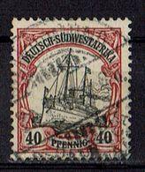 Deutsch-Südwestafrika 1901 // Mi. 17 O - Colonie: Afrique Sud-Occidentale