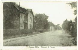 Hamme-Mille. Chaussée De Namur. - Beauvechain