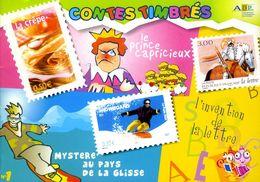 Contes Timbrés : Le Timbre Raconté Aux Enfants Par Jane Champeyrache - Autres Livres