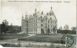 Westerloo Chateau  Mll La Comtesse De Merode - Westerlo