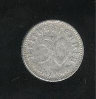 50 Pfennig  Allemagne/germany 1935 E - [ 4] 1933-1945 : Third Reich