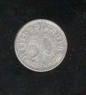 50 Pfennig  Allemagne/Germany 1942 A - [ 4] 1933-1945 : Third Reich