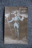 Guerre 1914 -18: La Lettre Du Pays. - Patrióticos