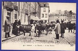 Dinan Marché Aux Bestiaux ( TTB ETAT ) Y Ww1129) - Dinan