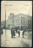 89878 NAGYKANIZSA 1910. Cca. Leporellós Régi Képeslap  /  NAGYKANIZSA Ca 1910 Fanfold Vintage Picture Postcard - Hungary