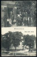 90141 HIMESHÁZA 1920. Régi Képeslap  /  HIMESHÁZA 1920 Vintage Picture Postcard - Hungary