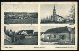 90289 MAGYARNÁNDOR 1938. Régi Képeslap - Hungary
