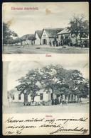 90418 ALDEBRŐ 1905. Régi Képeslap - Hungary